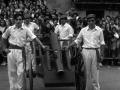 Desfile de los escopeteros