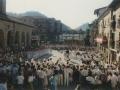 Alardea herriko plazan