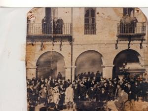 Azpeitiko plaza