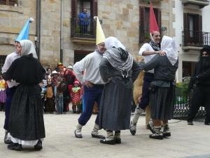 Sorgin dantza de Antzuola