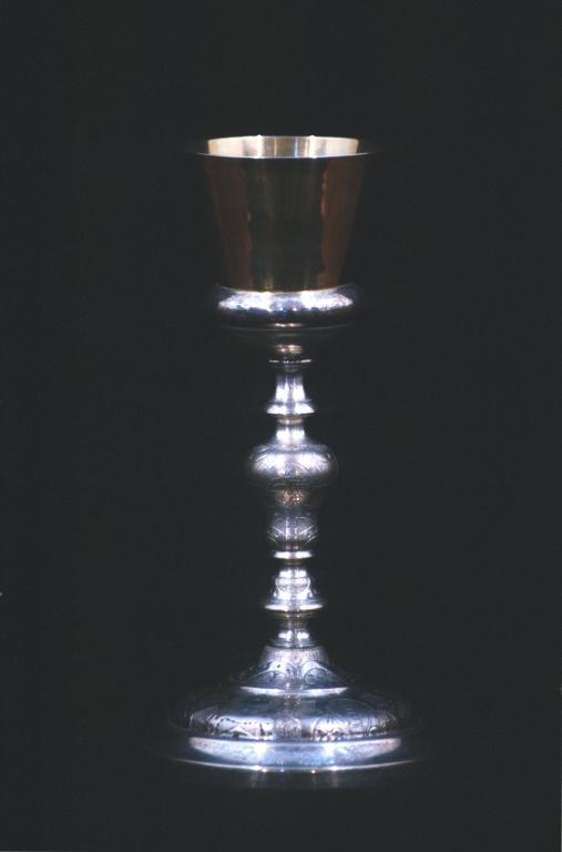 Iglesia parroquial de la Inmaculada concepción. Cáliz