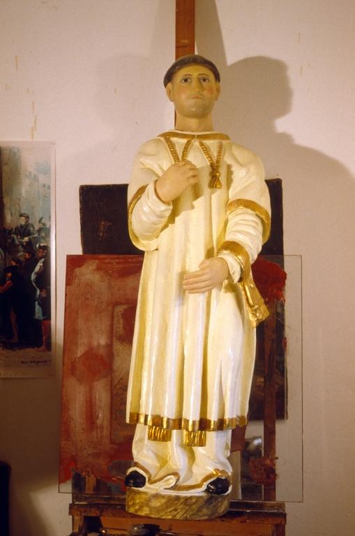 Ermita de San Roque. Escultura. San Antolín