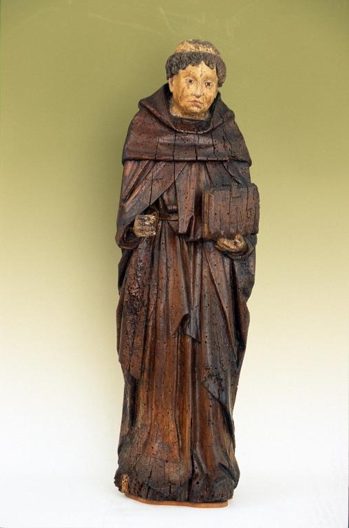 Museo Diocesano de San Sebastián. Escultura. Santo Tomás