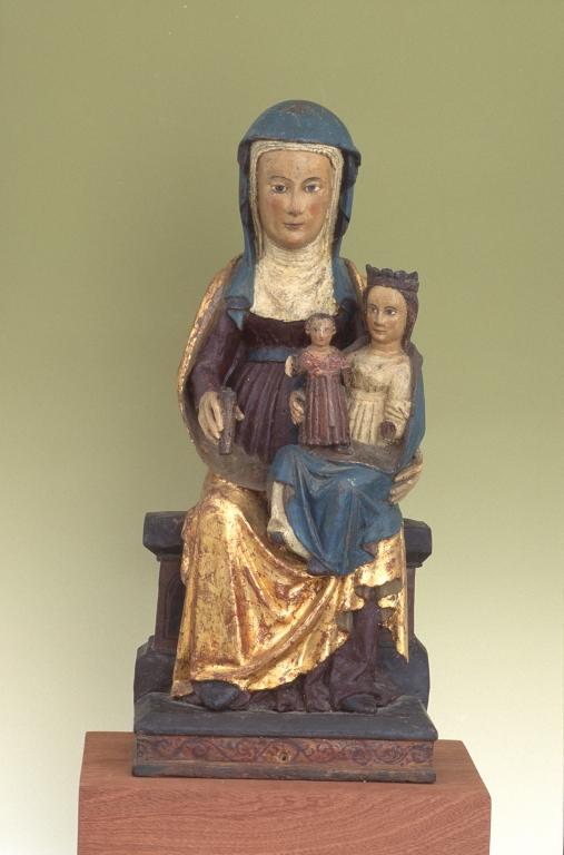 Museo Diocesano de San Sebastián. Escultura. Tres generaciones