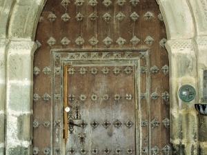 Iglesia parroquial de San Juan Bautista. Puerta