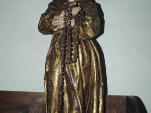 Iglesia parroquial de San Juan Bautista. Escultura. San Francisco