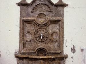 Iglesia parroquial de San Juan Bautista. Aguamanil