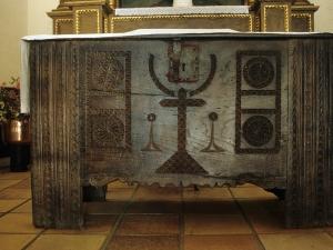Ermita del Santo Cristo. Kutxa