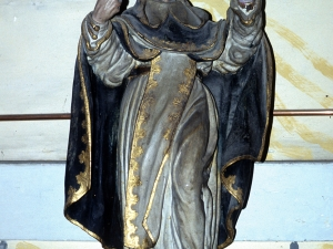 Iglesia parroquial de Nuestra Señora de la Esperanza de Uribarri. Escultura. San Vicente Ferrer