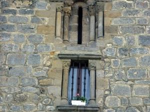 Anteiglesia de Bedoña. Ventana