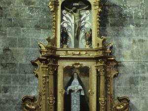 Iglesia parroquial de San Pedro. Retablo de la Dolorosa