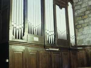 Iglesia parroquial de San Pedro. Órgano