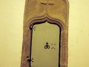 Iglesia parroquial de San Pedro apóstol de Izurieta. Sagrario