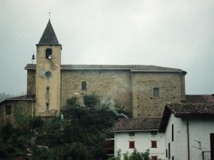 Iglesia parroquial de San Gregorio.