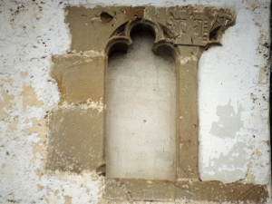 Iglesia parroquial de Nuestra Señora de la Asunción. Ventana
