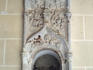Iglesia parroquial de San Pedro. Sagrario