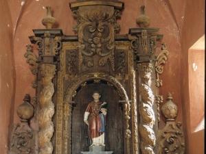 Ermita de San Lorenzo. Retablo de San Lorenzo