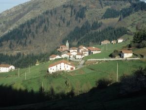 Vista de Beizama.