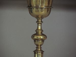 Ermita de Nuestra Señora de Altzagarate. Cáliz