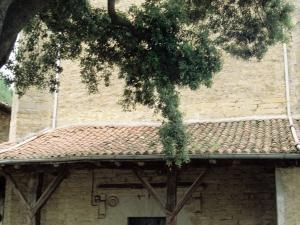 Iglesia parroquial de San Martín.