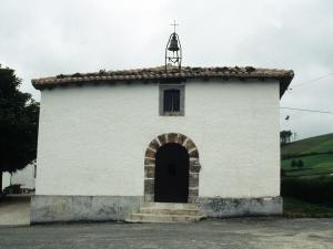 Ermita de Nuestra Señora de Altzagarate.