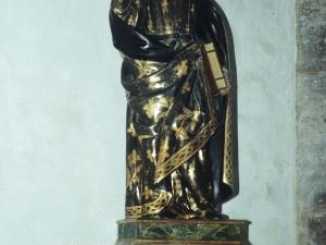 Iglesia parroquial de Nuestra Señora de la Asunción. Escultura. San Ignacio de Loyola