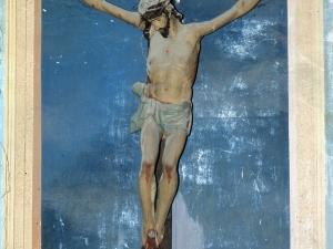 Iglesia parroquial de San Salvador. Escultura. Cristo Crucificado