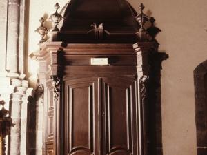 Iglesia parroquial de San Martín de Tours. Cancel