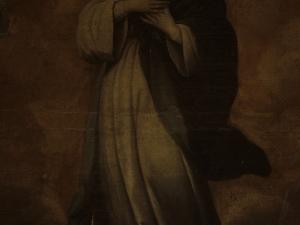 Ermita de Santa Lucía de Elosiaga. Pintura. Inmaculada Concepción