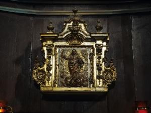 Iglesia parroquial de la Natividad de Urrestilla. Sagrario