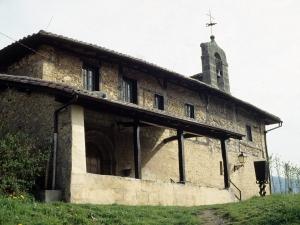 Ermita de Olatz.