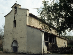 Ermita de San Juan Oñaz.