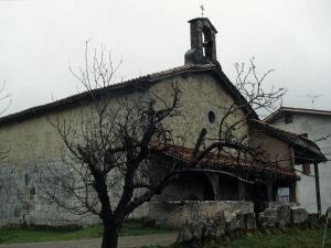 Ermita de Santa Lucía de Elosiaga.