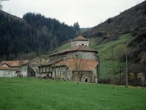 Iglesia parroquial de San Martín de la Ascensión de Matxinbenta.