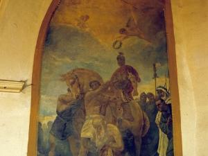Ermita de los Santos Mártires. Pintura. Santos mártires