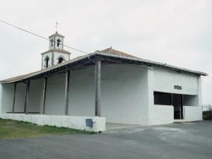 Ermita de Urrategi.