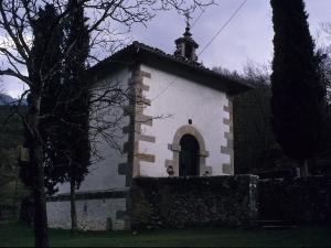 Ermita del Santo Ángel de la Guarda.