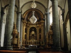 Iglesia parroquial de Nuestra Señora de la Asunción. Retablo