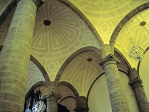 Iglesia parroquial de Nuestra Señora de la Asunción. Bóveda