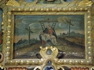 Iglesia parroquial de San Martín de Tours. Pintura. Piedad