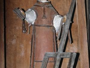 Humilladero de San Lorenzo. Escultura. San Lorenzo