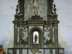 Ermita de San Antón. Retablo de San Antón