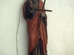 Ermita de San Juan. Escultura. San Juan