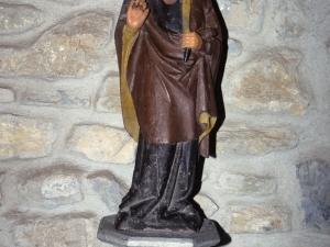 Humilladero de San Pablo de Ubera. Escultura. San Pablo