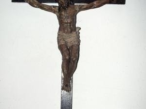 Iglesia de Santa María Magdalena. Escultura. Cristo Crucificado