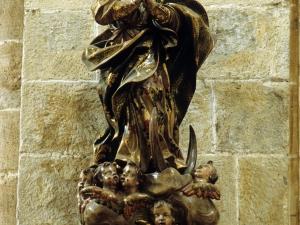 Iglesia parroquial de San Miguel Arcángel. Escultura. Inmaculada Concepción