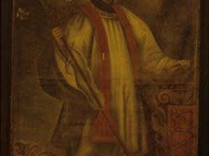 Iglesia parroquial de San Miguel Arcángel. Pintura. San Fernando