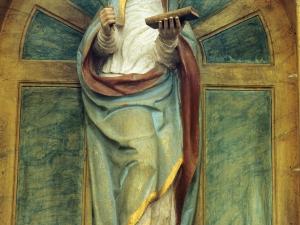 Iglesia parroquial de Santa Engracia de Ursuaran. Escultura. Santa Engracia