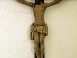 Ermita de San Ignacio. Escultura. Cristo Crucificado