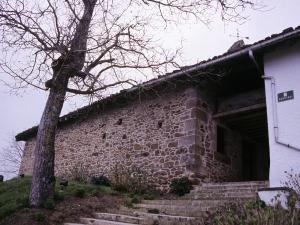 Ermita de Nuestra Señora de Gurutzeta.